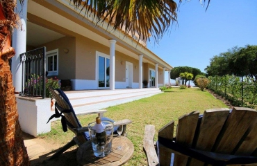 Luxury 5 bedroom villa with superb sea views in Carvoeiro