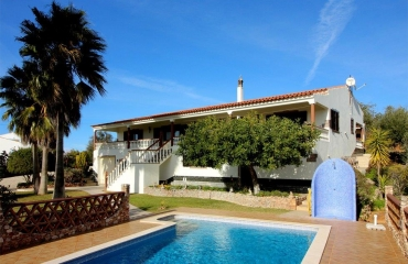 Spacious rural 3 bedroom villa near Silves