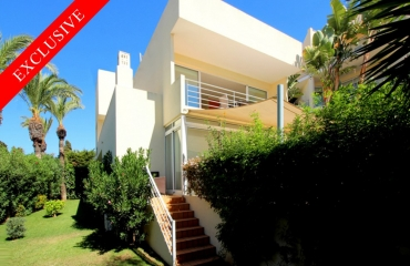 Beautiful duplex apartment with spacious terraces Praia Grande in Ferragudo