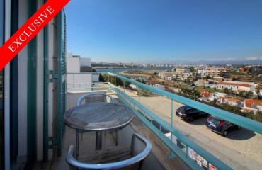 One bedroom apartment with view on the highest point of Ferragudo
